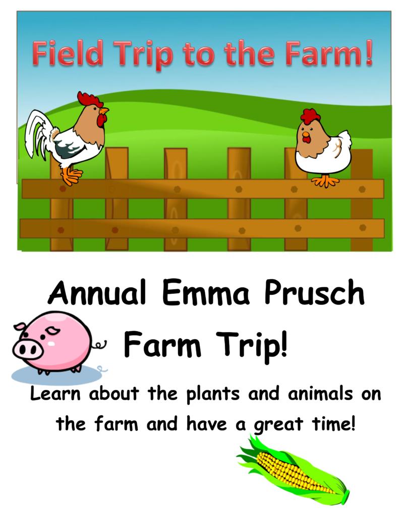 Emma Prusch Farm Trip